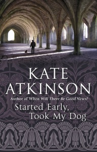 Kate Atkinson Started Early quotes