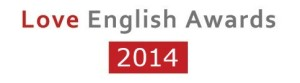 Macmillan Love English Awards 2014 blog