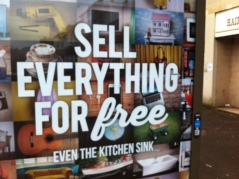 Everything But The Kitchen Sink Idiom everything but the kitchen sink | confessions of the linguistic spy